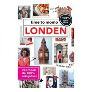 Time to Momo - Londen 100%