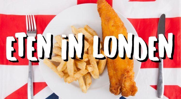 Eten in Londen: De Beste Plekken voor je Ontbijt, Brunch, Lunch en Diner! || The London Tester