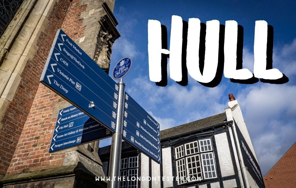 Top Kingston Upon Hull Bezienswaardigheden [1 Dag In Hull]