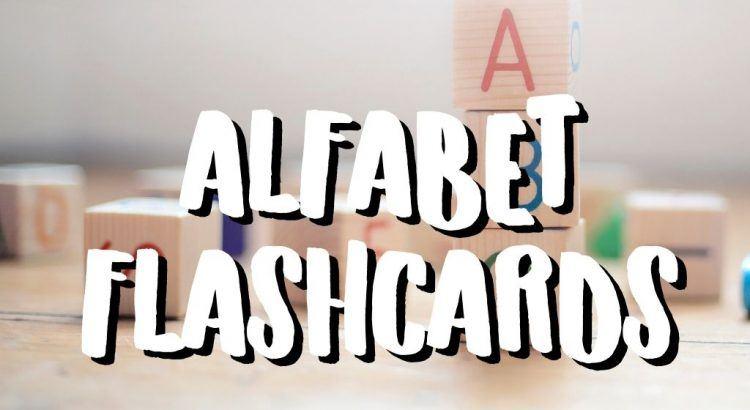 Het Alfabet in het Engels - 27 Flashcards om te Oefenen! || The London Tester