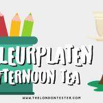 Gratis Afternoon Tea Kleurplaten om te Printen
