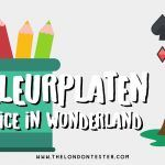 Gratis Alice in Wonderland Kleurplaten om te Printen