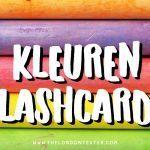 Kleuren in het Engels – 21 Flashcards om te Oefenen!