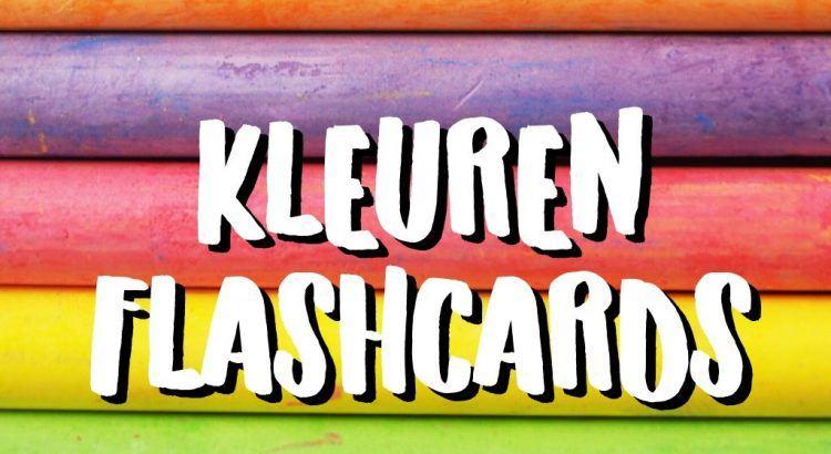Kleuren in het Engels - 21 Flashcards om te Oefenen! || The London Tester