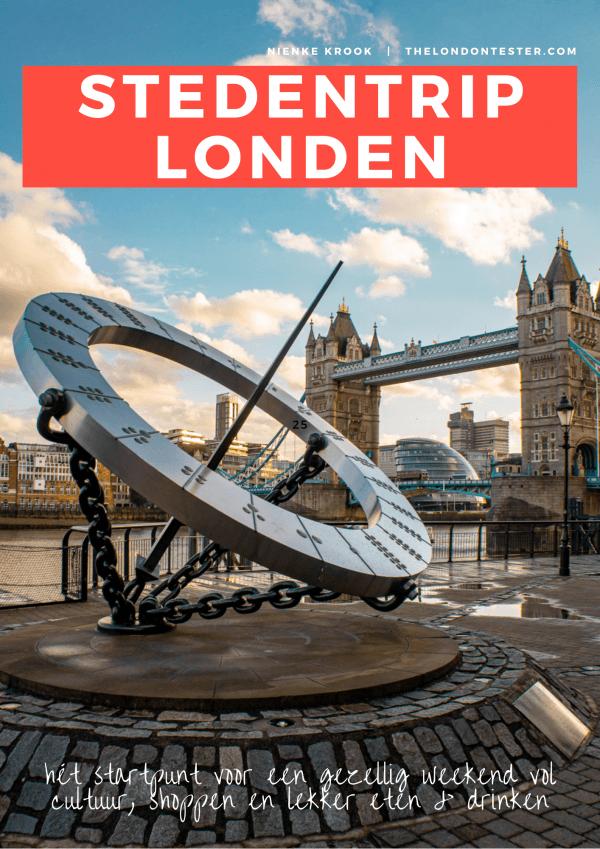 Stedentrip Londen Gids [geschreven door THE LONDON TESTER]