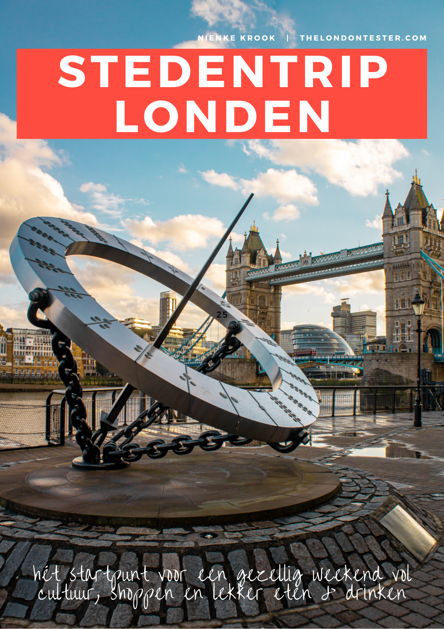 The London Tester Stedentrip Londen Ebook