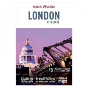 Insight Guides - London City Guide [Engels]