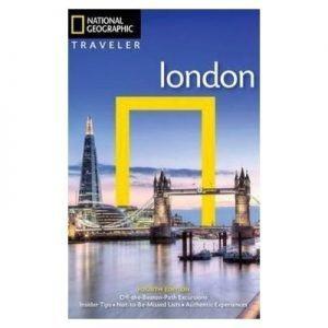 National Geographic Traveler - London [Engels]