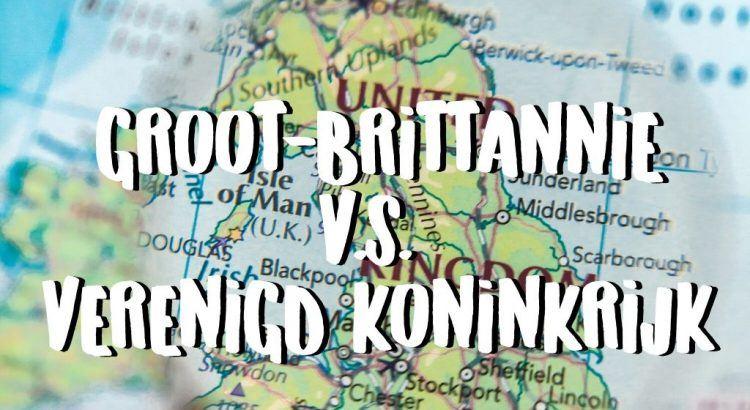 Wat is het Verschil Tussen Groot Brittannië / Engeland / het Verenigd Koninkrijk? Eindelijk Duidelijkheid! || The London Tester