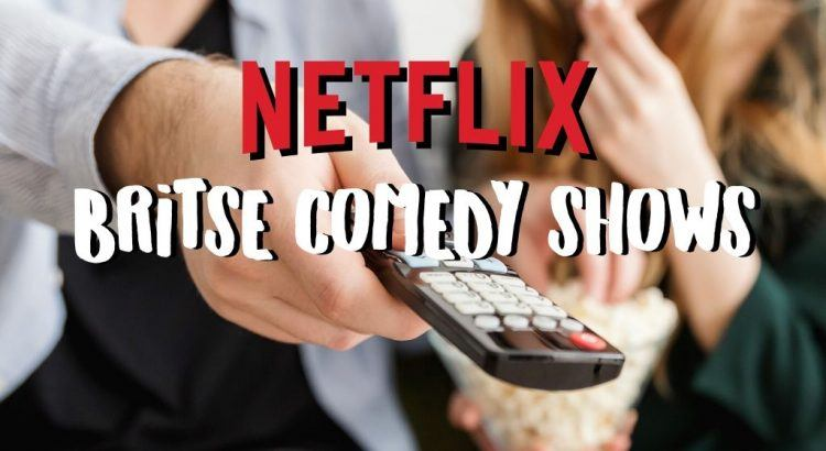 Engelse Comedy Series op Netflix    The London Tester