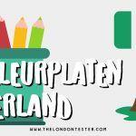 Gratis Ierland Kleurplaten om te Printen