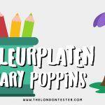 Gratis Mary Poppins Kleurplaten om te Printen