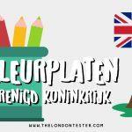 Gratis Verenigd Koninkrijk Kleurplaten om te Printen