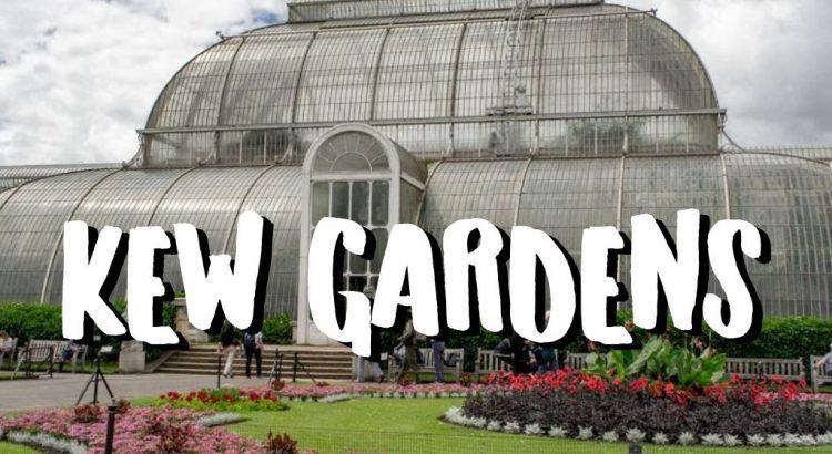 KEW Gardens: Een van de Mooiste Botanische Tuinen Londen || The London Tester