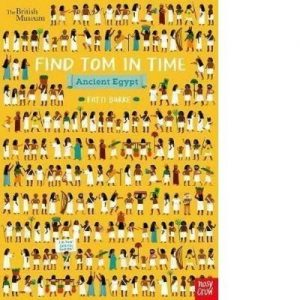 Find Tom in Time - Ancient Egypt [Engels]