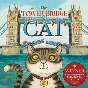The Tower Bridge Cat door Tee Dobinson