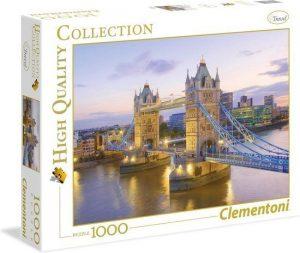 Legpuzzel Tower Bridge 1000 Stukjes
