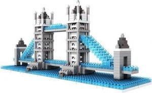 3D Tower Bridge LOZ Blokken
