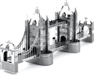 Metalen 3D Model Tower Bridge Metal Earth