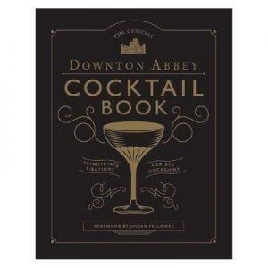 Downton Abbey Cocktail Boek