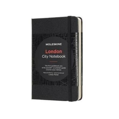 Moleskine Reisdagboek Londen