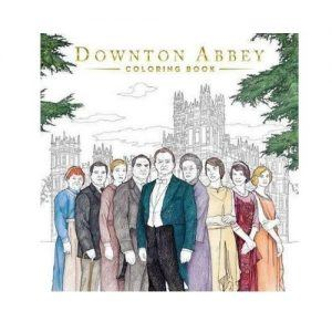 Downton Abbey Kleurboek