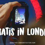 40+ Niet Te Missen Bezienswaardigheden Londen – Gratis te Doen!
