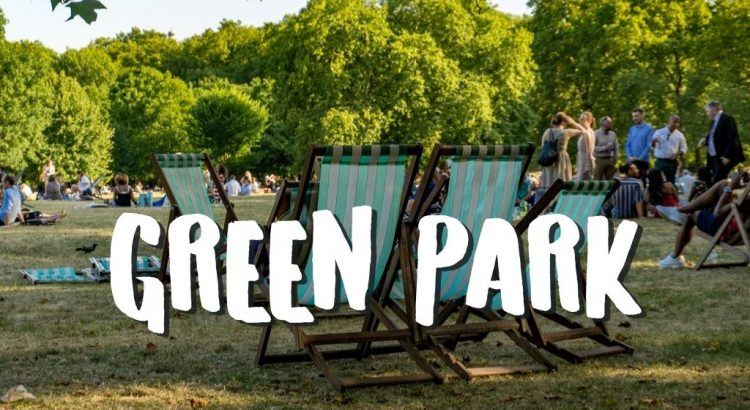 Green Park Londen - Leuke Weetjes & Handige Tips || The London Tester