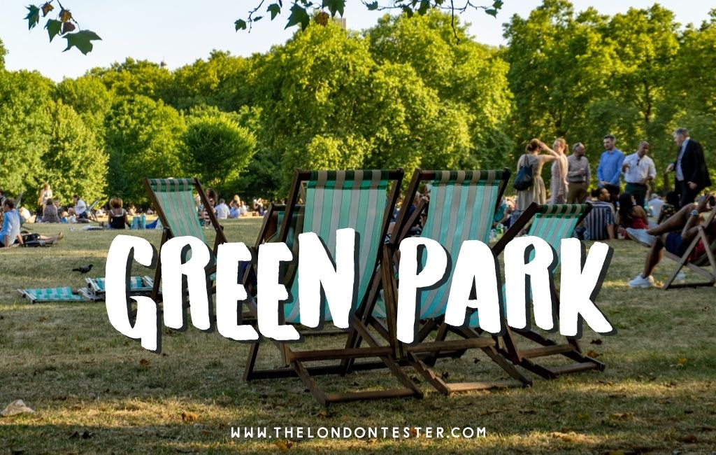 Green Park Londen – Leuke Weetjes & Handige Tips