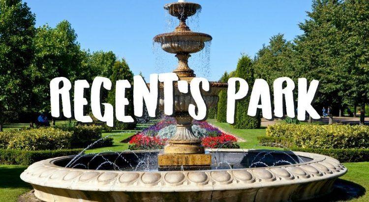 Regent's Park Londen - Leuke Weetjes & Handige Tips || The London Tester