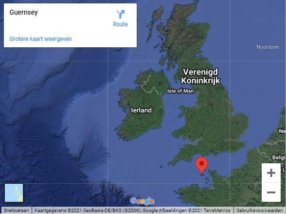 Guide Guernsey, Kanaaleilanden    The London Tester