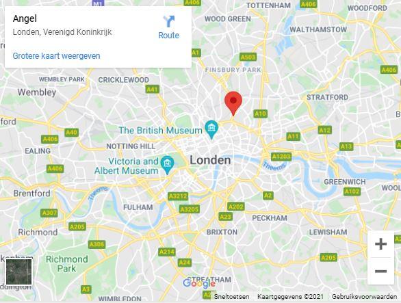 Wijkgids: The Angel in Londen || The London Tester