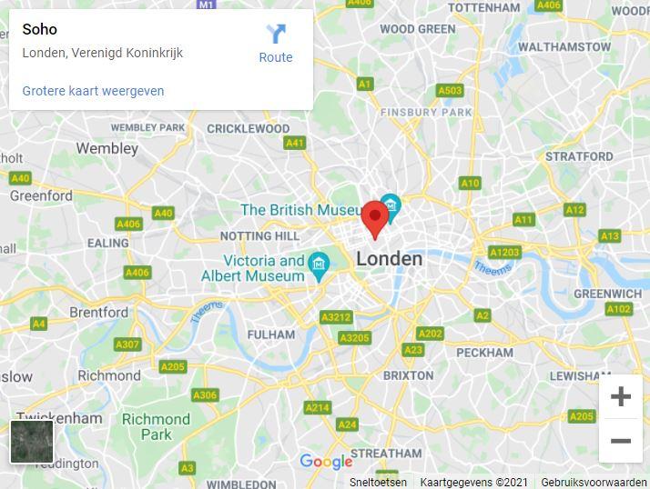 Wijkgids: Soho in Londen || The London Tester