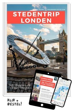The London Tester Stedentrip Londen Ebook